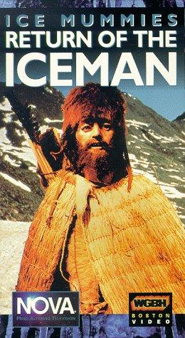 9781578071357: Nova: Ice Mummies Return of Iceman [VHS]