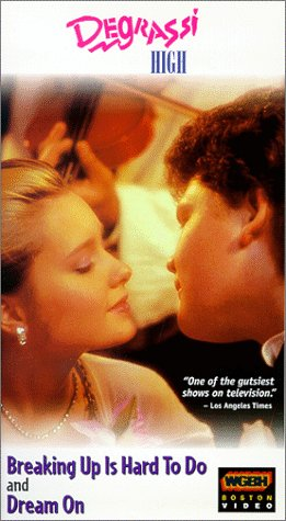 9781578072026: Degrassi High: Breaking Up Is Hard to Do and Dream On [VHS]