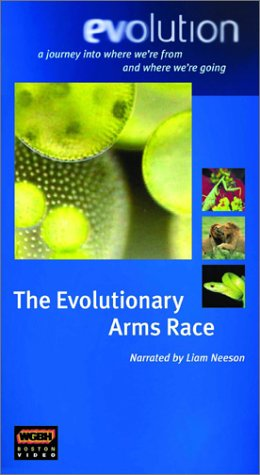 9781578077267: Evolution: Evolutionary Arms Race [VHS]