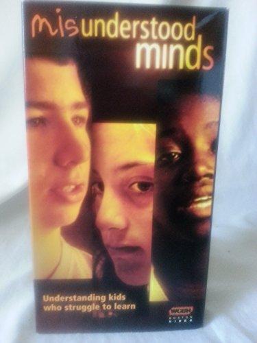 9781578078196: Misunderstood Minds: Understanding Kids Who Struggle to Learn [VHS]
