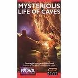 9781578079643: Nova - Mysterious Life of Caves [VHS]