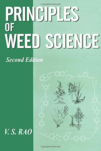 9781578080694: Principles of Weed Science, Second Edition
