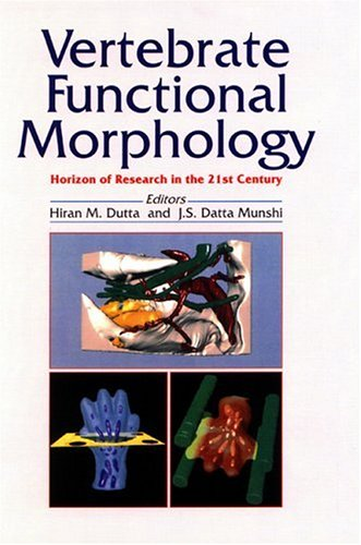 Vertebrate Functional Morphology: Horizon of Research in the 21st Century