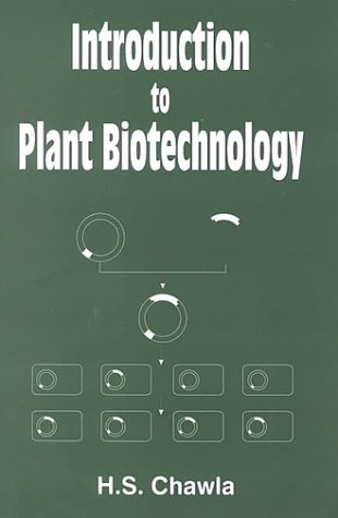 9781578081301: Introduction to Plant Biotechnology
