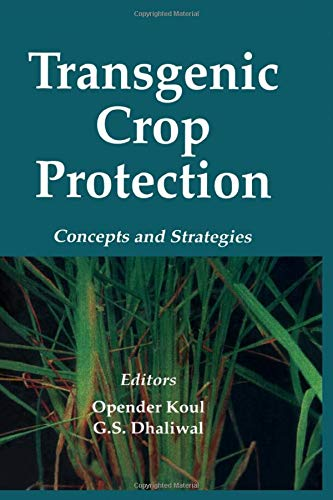 9781578083022: Transgenic Crop Protection: Concepts and Strategies