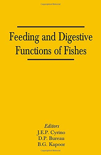 Feeding and Digestive Functions in Fishes: J E P