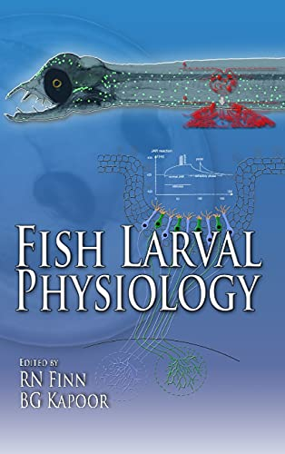 Fish Larval Physiology (Hardcover)