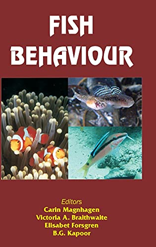 9781578084357: Fish Behaviour