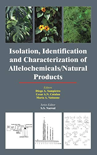 9781578085774: Isolation, Identification and Characterization of Allelochemicals/ Natural Products