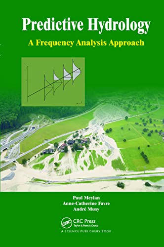 9781578087471: Predictive Hydrology: A Frequency Analysis Approach