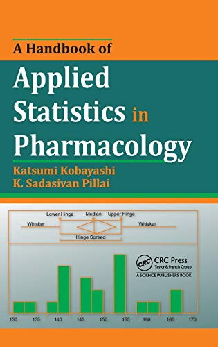 9781578087525: A Handbook of Applied Statistics in Pharmacology