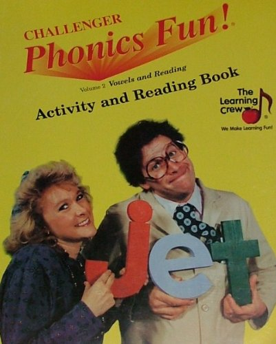 9781578120499: Challenger Phonics Fun! Volume 2 Vowels and Reading