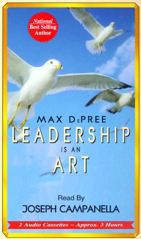 Leadership is an Art: Pree, Max De