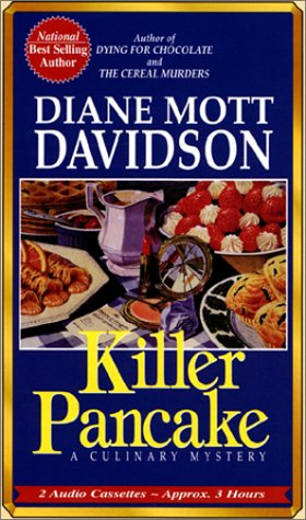 9781578151936: Killer Pancake: A Culinary Mystery (Culinary Mysteries With Recipes)