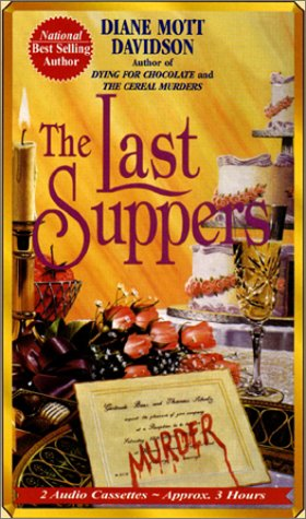 9781578151943: The Last Suppers: A Culinary Mystery (Culinary Mysteries)