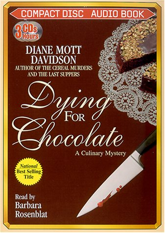 9781578155026: Dying for Chocolate: A Culinary Mystery (Culinary Mysteries)