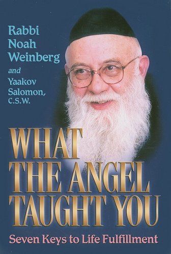 9781578191352: What the Angel Taught You: Seven Keys to Life Fulfillment