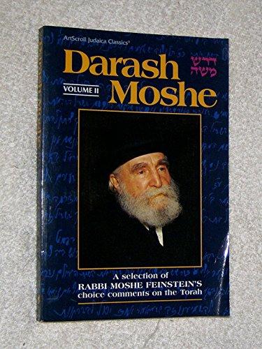9781578191598: Darash Moshe 2