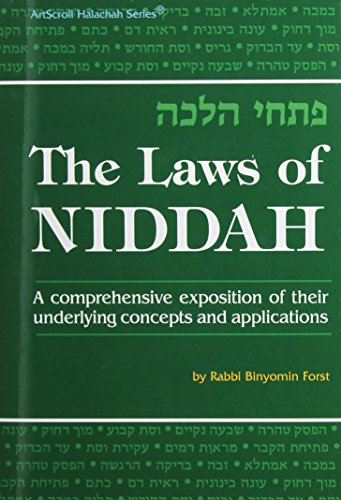 The Laws of Niddah = [Pith?e halakhah]: A Comprehensive Exposition of Their Underlying Concepts and...