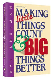Making Little Things Count And Big Things: Avi Shulman