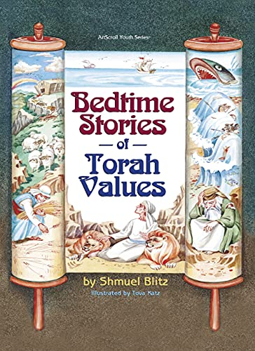 9781578194988: Bedtime Stories of Torah Values