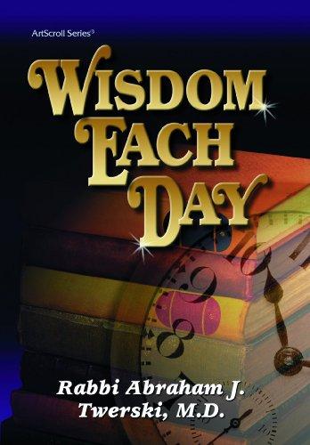 Wisdom Each Day (9781578195510) by Abraham Twerski