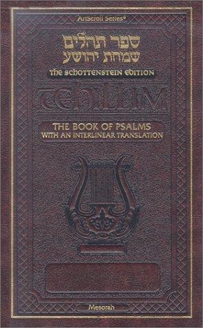 Book of Psalms With an Interlinear Translation: Davis Menachem