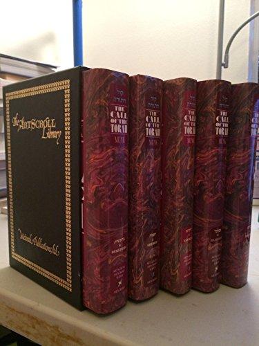 9781578199204: THE CALL OF THE TORAH: 5 VOLUME SLIPCASED SET (Hardcover)