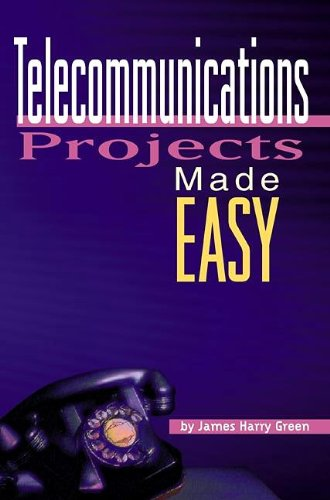9781578200092: Telecommunications Projects Made Easy