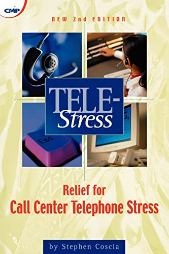 9781578200290: Tele-Stress - Relief For Call Center Stress Syndrome