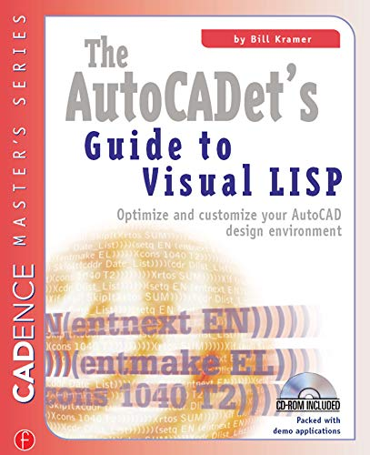 9781578200894: The AutoCADET's Guide to Visual LISP