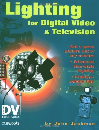 9781578201150: Lighting for Digital Video & Television