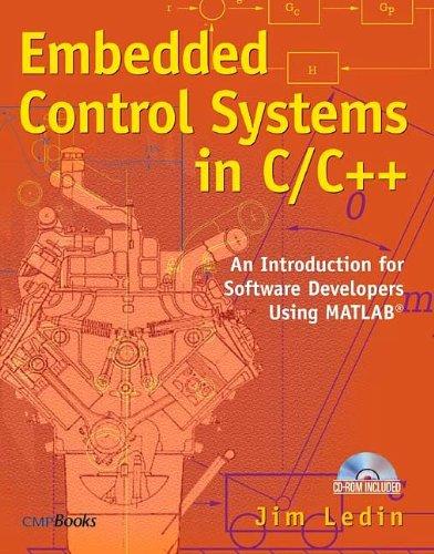 Embedded Control Systems in C/C++: Ledin