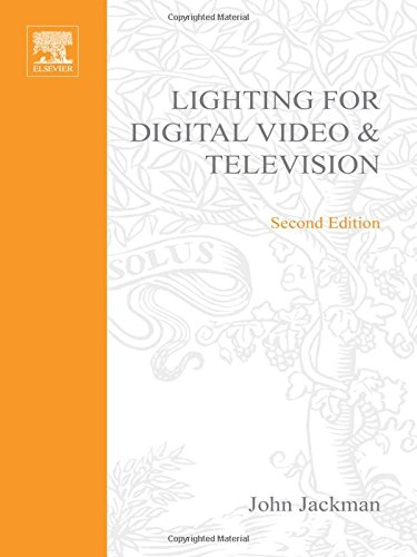 9781578202515: Lighting for Digital Video & Television, Second Edition