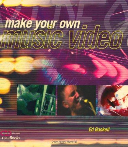 9781578202584: Make Your Own Music Video (DV Expert Series)