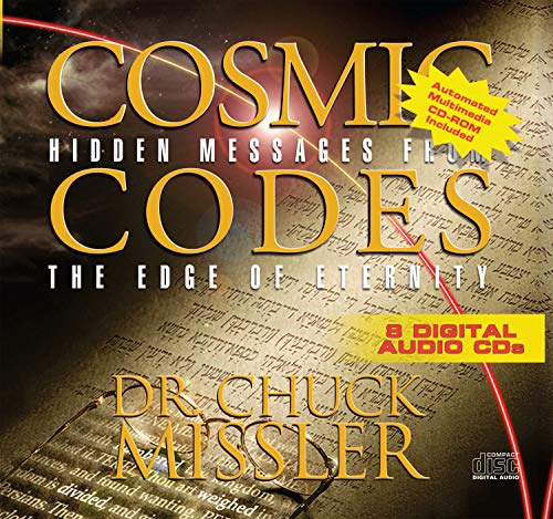 9781578212675: Cosmic Codes Hidden Message Drom the Edge of Eternity (Hidden Messages from the Edge of Eternity, Digital Audio CD and CD ROM)