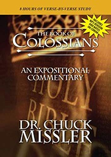 9781578214655: Colossians Commentary