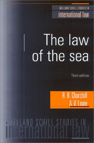 The Law of the Sea: Robin Churchill, Vaughan