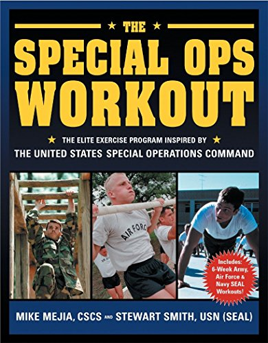 9781578261321: The Special Ops Workout: The Elite Exercise Program Inspired by the United States Special Operations Command
