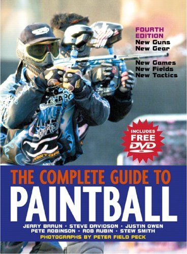 9781578262205: Complete Guide to Paintball (W/ DVD): [With DVD]