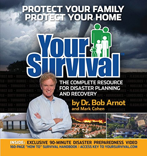 9781578262625: Your Survival: Protect Yourself from Tornadoes, Earthquakes, Flu Pandemics, and Other Disasters