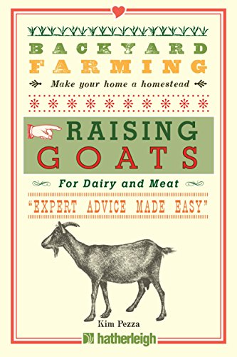 9781578264735: Backyard Farming: Raising Goats: For Dairy and Meat
