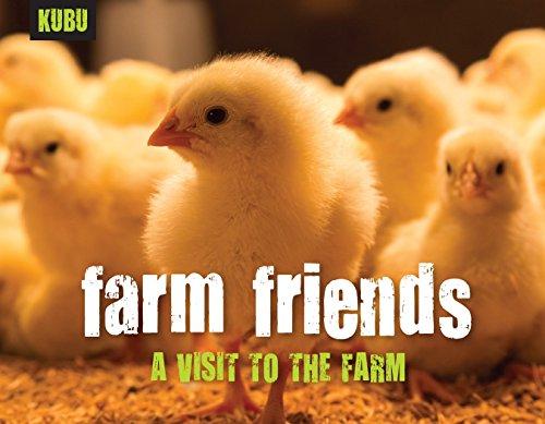 Farm Friends: A Visit to the Local: Anna Krusinski