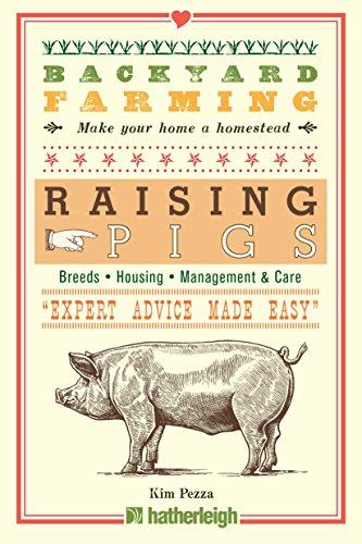 9781578266210: Backyard Farming: Raising Pigs