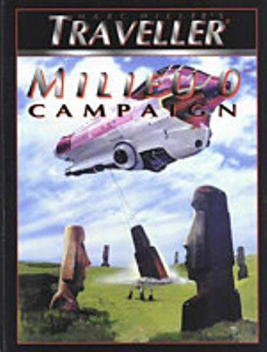 Millieu O Campaign: Traveller Role Playing Game (9781578281244) by Marc Miller