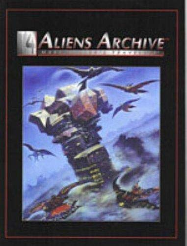 9781578283132: Aliens Archive: Traveller Role Playing Game