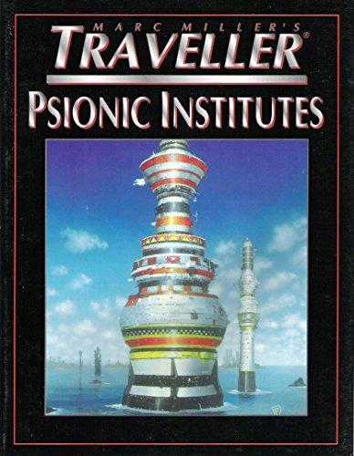 9781578284108: Traveller: Psionic Institutes