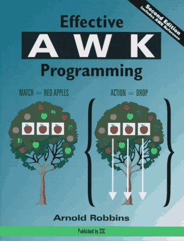 9781578310005: Effective AWK Programming