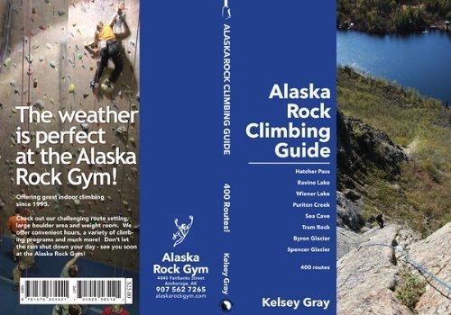 9781578334421: Alaska Rock Climbing Guide