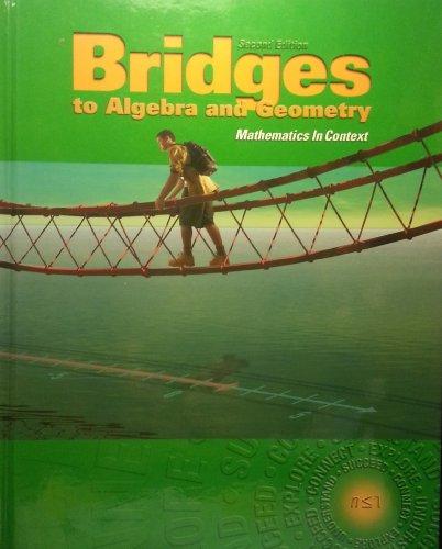 9781578373413: Bridges To Algebra and Geometry: Mathematics in Context